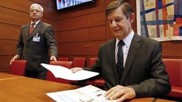 Jean-Pierre Jouyet, le futur président de la BPI. La Banque publique d'investissement (BPI), nouvel organisme destiné à aider au financement des PME françaises, aura pour mission première de soutenir des projets d'avenir et non pas de venir en aide aux en