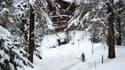 Dans un village des Alpes suisses, le 9 janvier 2018. (photo d'illustration)