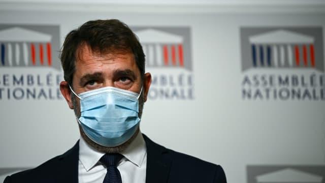 Christophe Castaner, président du groupe LREM à l'Assemblée nationale, le 30 novembre 2020 à Paris (photo d'illustration)