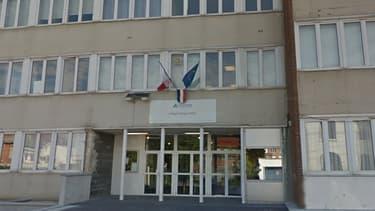 Le collège George Sans de Béthune