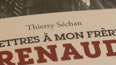 Lettres à mon frère est le septième livre de Thierry Séchan sur son frère.