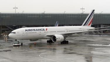 Air France est le premier actionnaire d'Alitalia.