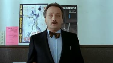 """Étienne Draber dans """"P.R.O.F.S"""" (1985)"""