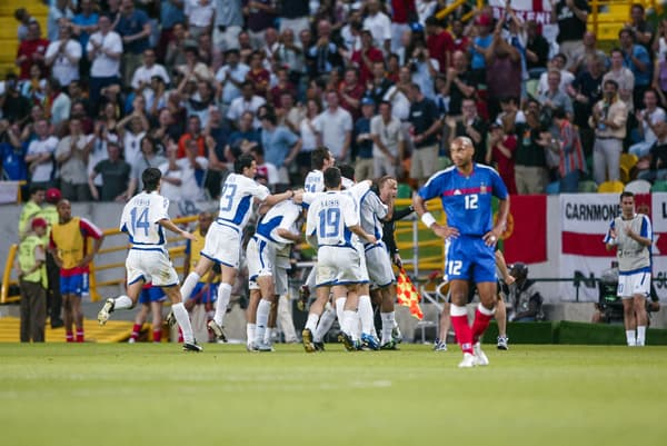 Grèce-France 2004