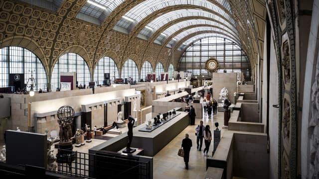 Au Musée d'Orsay, des oeuvres d'art Pompier achetées au 19e siècle sont tombées dans l'oubli des décennies avant de revenir à la mode.
