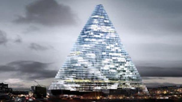 La tour Triangle