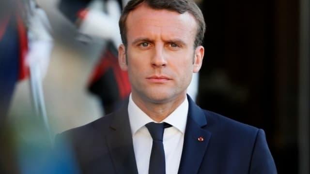 Le président de la République, Emmanuel Macron (photo d'illustration) - AFP