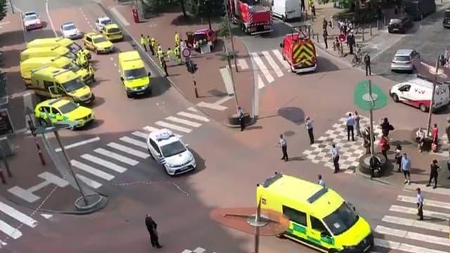 Deux policières ont été tuées par l'assaillant ce mardi à Liège -