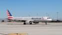 Un avion de la compagnie American Airlines. (image d'illustration)