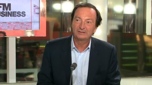 Michel-Edouard Leclerc était l'invité du Grand Journal d'Hedwige Chevrillon, ce mercredi 22 mai.