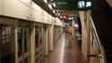 Une station de métro lilloise.