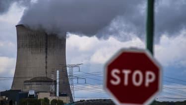 La centrale nucléaire de Cattenom, dans l'est de la France, le 12 octobre 2017. (Photo d'illustration)