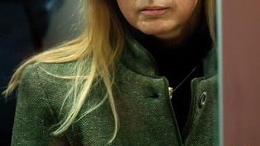 Michelle Martin lors de son procès en mars 2004.