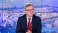 Jean-Luc Mélenchon sur BFMTV le 28 octobre 2021.