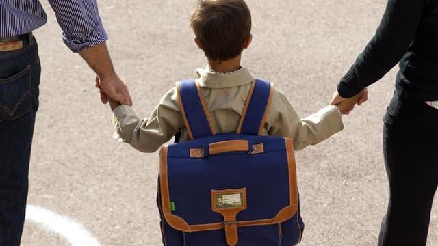 Tous les enfants seront sensibilisés à l'égalité entre les sexes de la maternelle au primaire en 2014, a annoncé vendredi le gouvernement, qui dit voir dans le changement des mentalités une nouvelle étape de la lutte pour l'égalité hommes-femmes. /Photo d