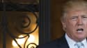 Donald Trump à Palm Beach en Floride le 28 décembre 2016.