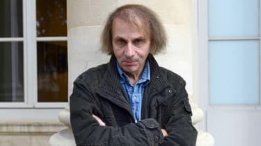 Michel Houellebecq, le 5 novembre 2014