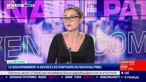 Marie Coeurderoy: Le gouvernement a dévolé les contours du nouveau Pinel - 15/10