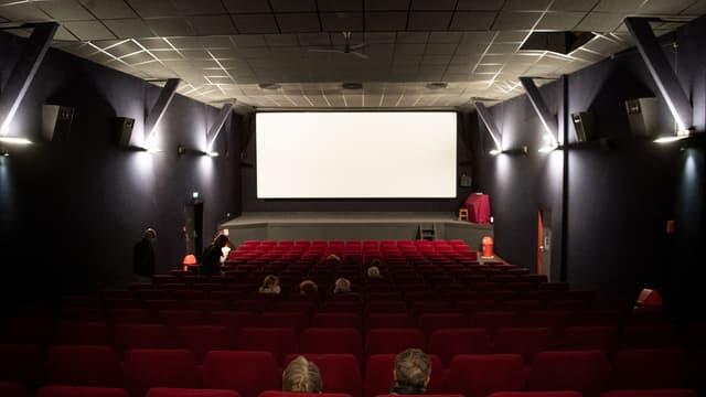 Le cinéma Le Palais à Belle-Ile-en-Mer, le 19 Mai 2021 (Photo d'illustration)