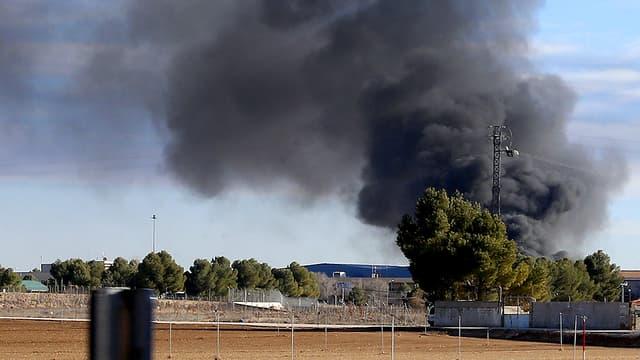 Le crash du F-16 grec a fait au moins 10 morts, dont huit Français