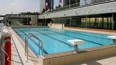 Une piscine parisienne du 14e arrondissement est désormais chauffée grâce aux égouts de la ville (image d'illustration)