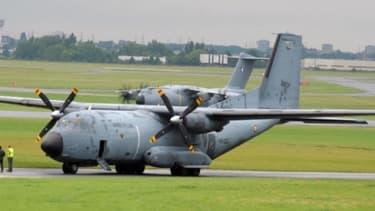 L'A400 pourrait notamment pâtir un peu plus de la réduction des dépenses militaires des Etats.