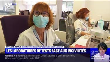 Coronavirus: les laboratoires d'analyses face aux incivilités de patients à cran