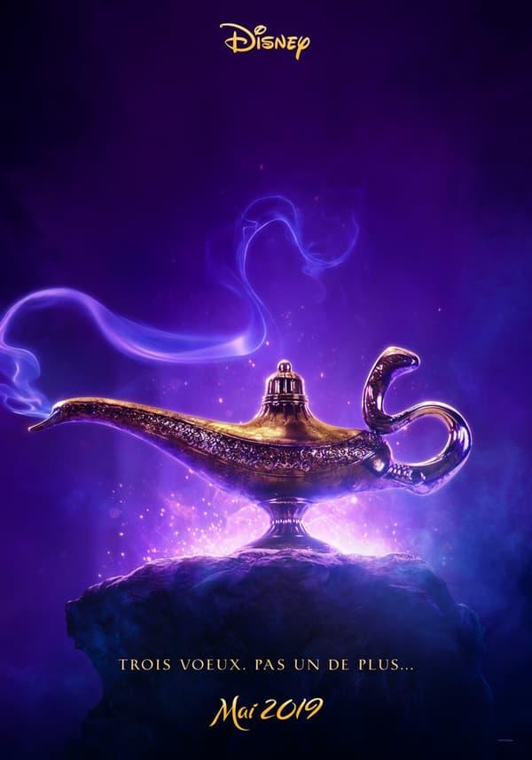 Affiche d'Aladdin