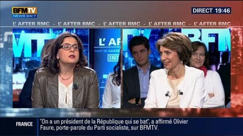 Marisol Touraine dans BFM Politique: l'after RMC, le débrief de l'interview