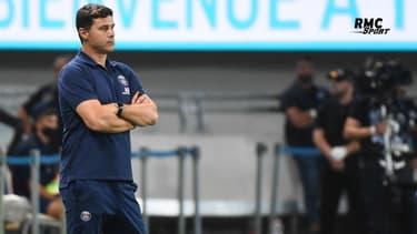 """Lille 1-0 PSG : """"Pochettino subit les événements, à Tottenham il les imposait"""" tacle MacHardy"""