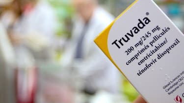 Gilead Sciences fabrique le traitement préventif contre le sida Truvada