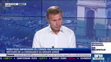 Raphaël Gorgé (Groupe Gorgé) : Le Groupe Gorgé enregistre une croissance de 52% au 2nd trimestre - 15/09