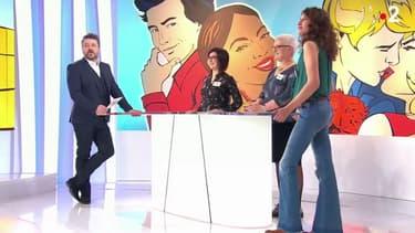 Bruno Guillon dans Les Z'amours