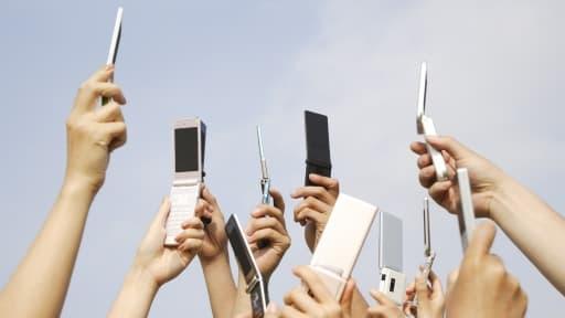 Visiblement, le mobile ne résiste plus à la crise