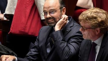 Édouard Philippe à l'Assemblée nationale, mercredi 12 juin 2019.