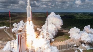 Arianespace compte encore effectuer quatre lancements en 2020