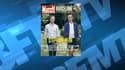 Stéphane Bern et son compagnon en couverture de Paris Match
