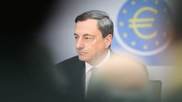 Mario Draghi a affirmé la volonté de la BCE à aller de l'avant