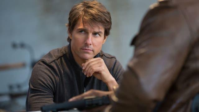 """Tom Cruise dans """"Mission: Impossible - Rogue Nation"""""""