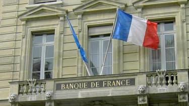 Les prévisions de la Banque de France sont moins pessimistes qu'auparavant