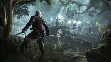 Les jeux vidéo (ici Assassin's Creed) sont le produit culturel français qui s'exporte le mieux