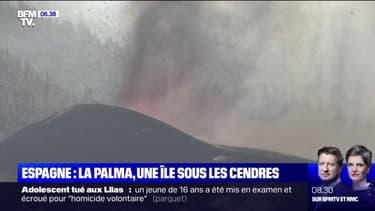 Éruption volcanique aux Canaries: La Palma, une île sous les cendres