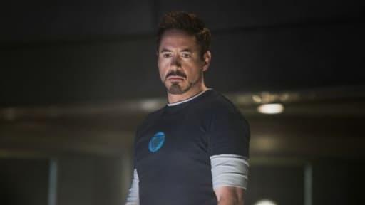Robert Downey Junior a gagné 75 millions de dollars en un an, grâce à son rôle de Iron Man.