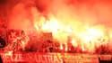 Des supporters de Kaiserslautern