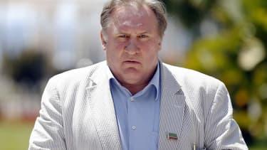 Gérard Depardieu -