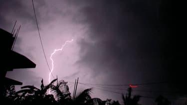 Les éclairs meurtriers sont assez fréquents en Inde pendant la mousson, qui dure de juin à septembre.