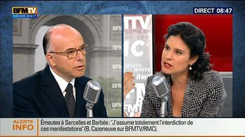 Bourdin Direct: Bernard Cazeneuve - 21/07