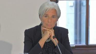 La patronne du FMI craint pour la croissance américaine