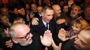 Gilles Simeoni, candidat nationaliste