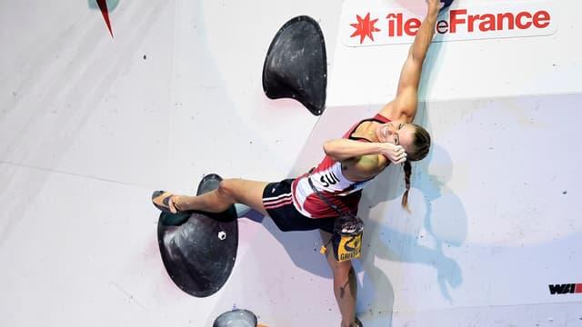 L'escalade sera au programme des Jeux Olympiques de Paris 2024.